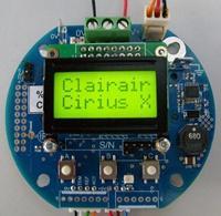英国Clairair红外CO2变送板-Cirius X