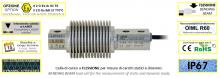 意大利AEP 波纹管称重传感器-F1系列