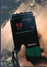 针式木材含水率测量分析仪-mini-Ligno E/D