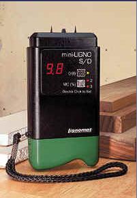 针式含水率测量分析仪-mini-Ligno S/D