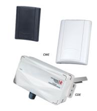 管道式二氧化碳传感器 – 标准-CDE