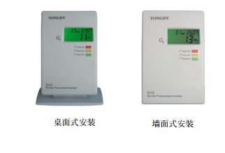 O3 臭氧监测控制器-G09-O3-B电化学墙面型系列