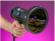 英国UV-Light  35W手持紫外线黑光灯-UV-A 35W