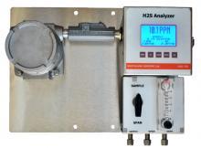 美国Southland PPM级H2S硫化氢气体分析仪-H2S-725