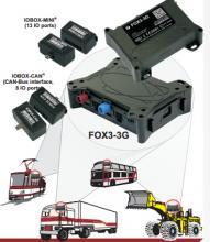 德国FALCOM 高级车辆追踪系统-FOX3-3G