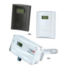 管道式二氧化碳传感器 - 豪华-CDLSXX