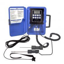 美国Cooper-Atkins 热电阻温湿度仪套装 三通道测量-SRH77A-E