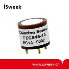 日本figaro 电化学式氯气传感器 高灵敏度防漏液线性输出-FECS45-10-CL2