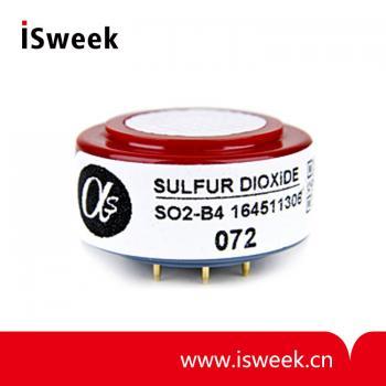 英国alphasense高分辨率二氧化硫传感器(SO2传感器)- SO2-B4