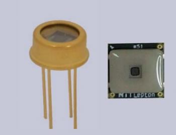 西班牙New Infrared Technologies(NIT)  红外探头 红外传感器-LEPTON