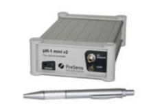 德国presens 单通道和多通道pH计-pH-mini和 pH-micro系列